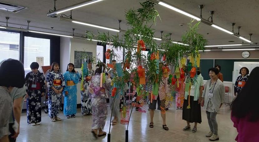 【日本七夕祭り, 究竟做D 咩,著D 咩?】